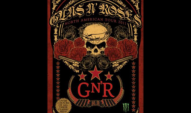 guns n roses north american tour dates gnrworld 39 s unofficial blog. Black Bedroom Furniture Sets. Home Design Ideas